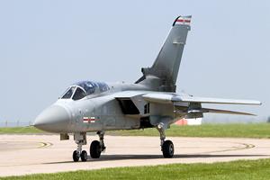 RAF Tornado F3 (ZG731) - Taxi photo