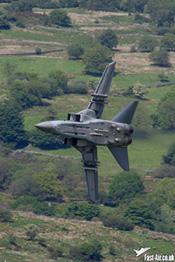 RAF Tornado F3 (ZG774) 43 Sqn Special Low Level photo 2