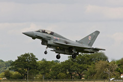 RAF Typhoon T1 ZJ812 29 Sqn #1