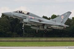 RAF Typhoon T1 ZJ812 29 Sqn #2