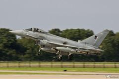 RAF Typhoon FGR4 ZJ933 17 Sqn