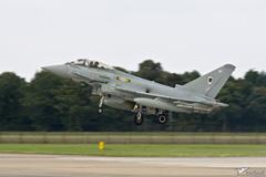 RAF Typhoon FGR4 ZJ933 11 Sqn
