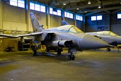 25 Sqn Tornado F3 ZE204