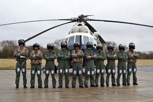 Afghan Air Crew