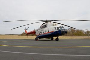 QinetiQ Mil Mi-17-Mk1V ZB697