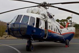 QinetiQ Mil Mi-17-Mk1V ZB698