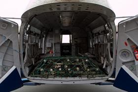 QinetiQ Mil Mi-17-Mk1V clamshells