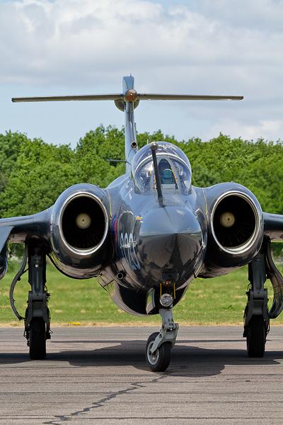 Buccaneer S2B XX894 at Bruntingthorpe 4