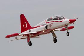 Turkish Stars Display Practice - Waddington 2010 - photo 7