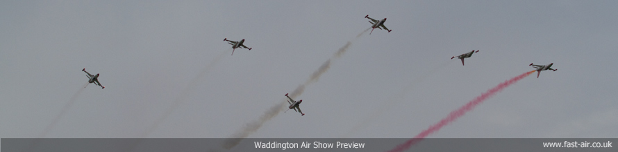 Cosford Air Show Preview 2010