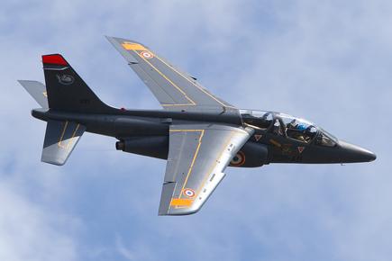 French Alpha Jet - Waddington 2010 - photo 1