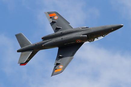 French Alpha Jet - Waddington 2010 - photo 2