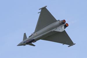 Typhoon FGR4 ZJ923 - 11 Sqn photo