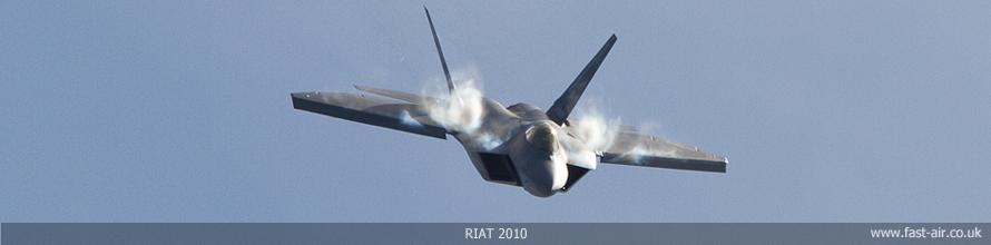 RIAT Air Show 2010