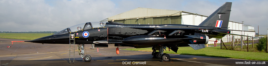 DCAE Cranwell Jaguars