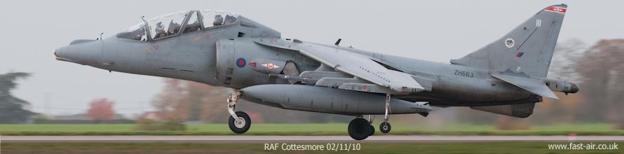 RAF Cottesmore - 2nd November 2010
