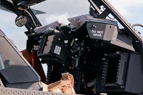 AAC WAH 64D Apache cockpit photo