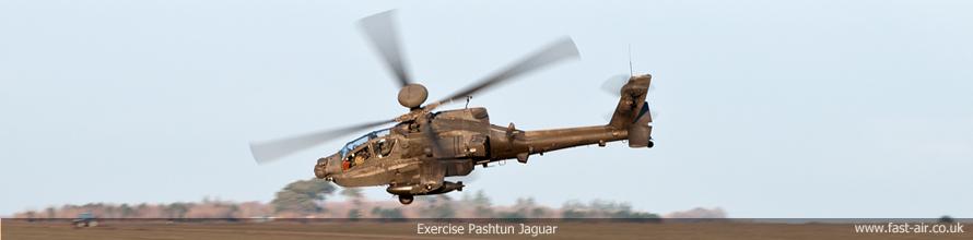 Exercise Pashtun Jaguar - 28th January 2011