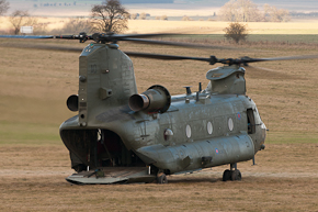 RAF Chinook HC2A ZA707 photo 1