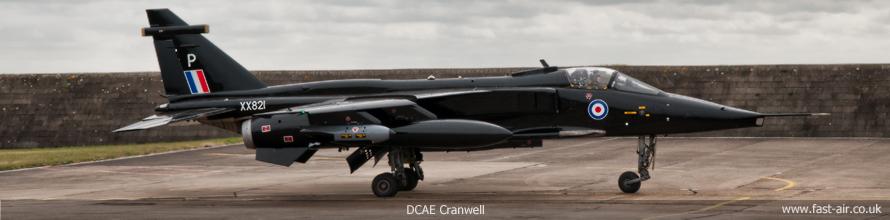 Jaguars at RAF Cranwell