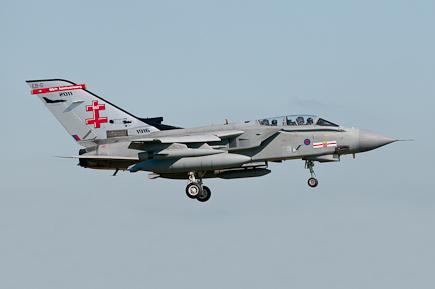 RAF Tornado GR4 - 41(R) Sqn Special