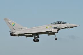 RAF Typhoon FGR4 ZJ921 - 3 Sqn