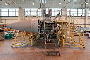 RAF Tornado F3 ZE968 Photo 3