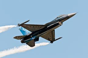 Belgium F-16 FA-110 Photo