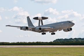 RAF E-3D ZH103 Photo
