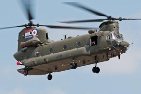RAF Chinook HC2A ZH895 Photo