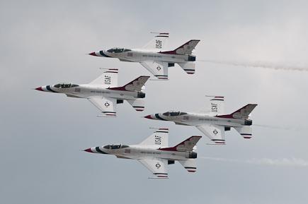 Thunderbirds Photo 3