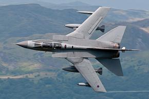 RAF Tornado GR4 ZA462 Photo