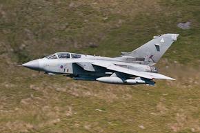RAF Tornado GR4 ZG713 Photo 1
