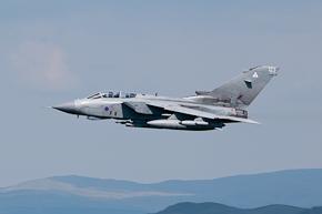 RAF Tornado GR4 ZG713 Photo 4