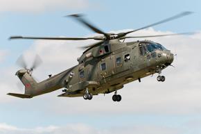 RAF Merlin HC3 ZJ130 Photo 1