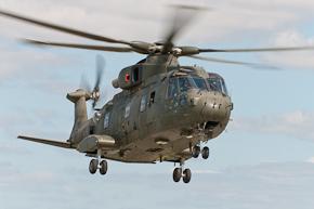 RAF Merlin HC3 ZJ130 Photo 2