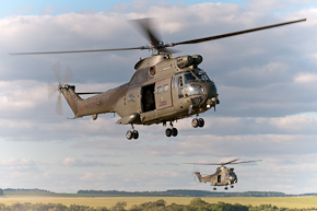 RAF Puma HC1 XW212 Photo 2