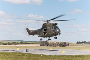 RAF Puma HC1 XW226 Photo 1
