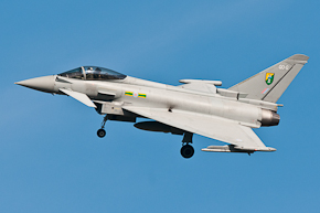 RAF Typhoon FGR4 ZJ917 Photo