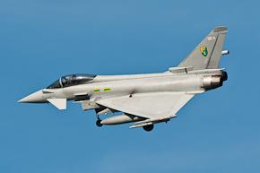 RAF Typhoon FGR4 ZJ920 Photo 2