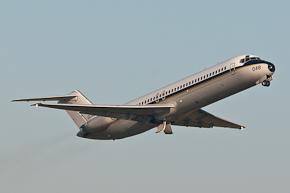 US Navy C-9B 160048