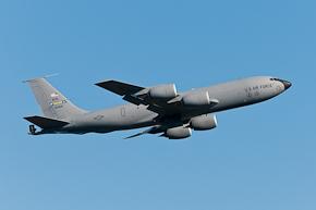 USAF KC-135R 58-00588