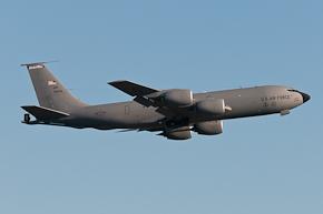 USAF KC-135R 64-14836