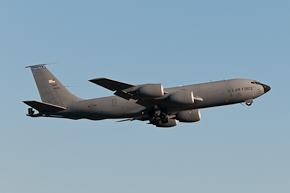 USAF KC-135R 64-14838