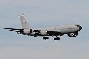USAF KC-135R 63-7997