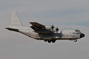 US Navy C-130T 164994