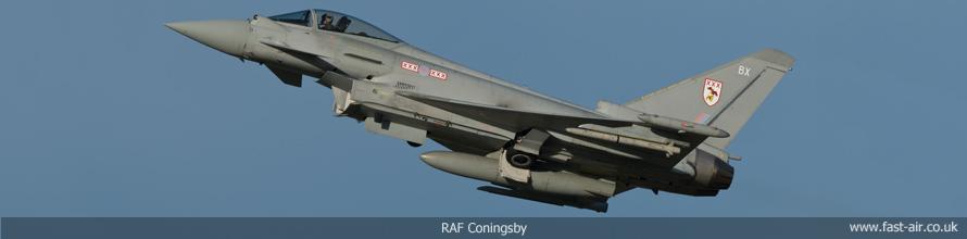 RAF Coningsby December 2011