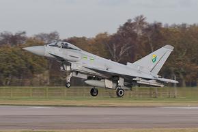 RAF Typhoon FGR4 ZJ916 3 Sqn