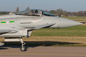 RAF Typhoon FGR4 ZJ950 3 Sqn