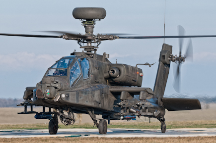AAC Apache WAH64 ZJ169